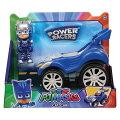 しゅつどう!パジャマスクパワーレーサーキャットボーイキャットカーPJMasksPowerRacer-Catboy&Cat-CarPJマスク/フィギュア/スピードブースター/ブルー