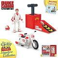 【Thinkway Toys】 トイストーリー 4 シグネチャーコレクション デューク・カブーン スタントセット  Toy Story signature collection Duke caboom stunt set デュークカブーン