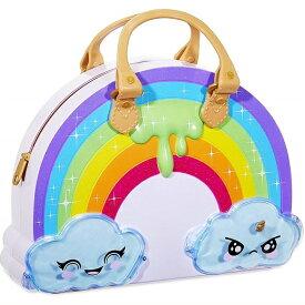 【Poopsie】 プープシー レインボースライムキット メイキャップ&スライム サプライズ Rainbow Slime Kit with 35+ Makeup & Slime Surprises おもちゃ/人形/女の子用/プレゼント/メイク/お化粧/化粧品/子供/キッズ/リップグロス/アイシャドウ