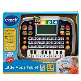 【Vtech】 リトル アプリ タブレット Little Apps Tablet 英語学習/ピアノ/キーボード/ラーニングトイ/アルファベット/マグネット/フォニックス/子供/幼児/こども/キッズ