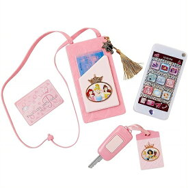【Disney Princess】 ディズニープリンセス おもちゃのスマートフォンセット On-The-Go Play Smartphone スマホ/携帯/おもちゃ/クリスマス/誕生日