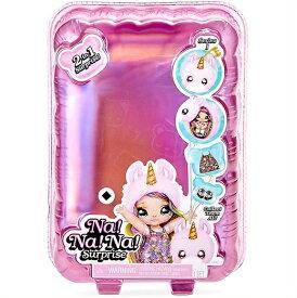 【NA NA NA! Surprise】 NA NA NA サプライズ ナナナサプライズ 2-in-1 Fashion Doll & Plush Pom おもちゃ/人形/女の子用/プレゼント/lolサプライズ/