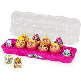 【Hatchimals】 うまれて!ウーモ ミニ 12個パック 限定版 CollEGGtibles Limmy Edish お誕生日/クリスマスプレゼント