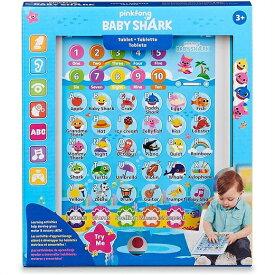 【WowWee】Pinkfong ベビーシャーク タブレット おもちゃ/パッド/ピンキッツ/ピンクフォン/ピンクポン/ベイビーシャーク/さめのかぞく/Baby Shark