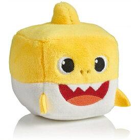 【WowWee】Pinkfong ベビーシャーク オフィシャルソングキューブ イエロー おもちゃ/ぬいぐるみ/ピンキッツ/ピンクフォン/ピンクポン/ベイビーシャーク/さめのかぞく/Baby Shark