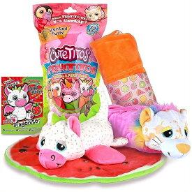 【Basic Fun】 キューティート トルティーヤ型 サプライズトイ シリーズ4 Cutetitos-Fruititos Stuffed Animals Series 4 /サプライズトイ/ブリトー/おもちゃ/人形/女の子用/プレゼント/lolサプライズ/ぬいぐるみ/誕生日/クリスマス/lol