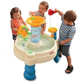 【little tikes リトルタイクス】 スピラリンシー ウォーターパーク ウォーターテーブル Spiralin' Seas Waterpark Water Table 水遊び/知育玩具/大型玩具