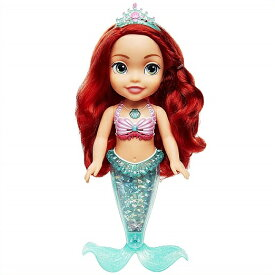 【Disney】 ディズニープリンセス シング&スパークル アリエル Disney Princess Sing & Sparkle Ariel リトルマーメイド/人形/ドール/フィギュア/おもちゃ/女の子用/トドラードール/プレゼント