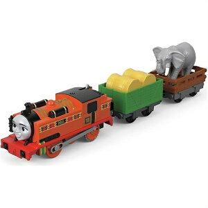 【Fisher-Price 】 フィッシャープライス きかんしゃトーマス トラックマスター ニア Thomas & Friends Fisher-Price Trackmaster, Nia & the Elephant プラレール/おもちゃ/玩具/Track Master/トレイン/誕生日/クリス