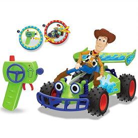 【トイストーリー4】 ラジオコントロール RC ターボ バギー ウッディ Toy Story 4 RC TURBO BUGGY Woody ラジコン/プレゼント/お誕生日/男の子/お祝い/クリスマス