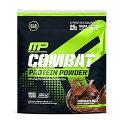 【送料無料】【COMBAT PROTEIN POWDER】 コンバット プロテイン パウダー  6lb 2722g  タイムリリース マッスルファーム・コンバットパウダー チョコレートミルク MP/UFC/