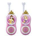 ディズニープリンセス トランシーバー Disney Princess Enchanting Walkie Talkies for Kids おもちゃ/女の子用/プレ…