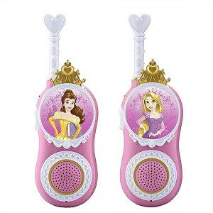 ディズニープリンセス トランシーバー Disney Princess Enchanting Walkie Talkies for Kids ベル/ラプンツェル/おもちゃ/女の子用/プレゼント/ゲーム/ウォーキートーキー