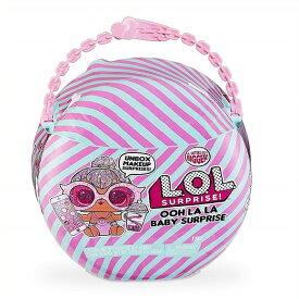 【L.O.L. Surprise 】 LOL サプライズ Ooh La La Baby Surprise リル キティクイーン Lil Kitty Queen and makeup surprises! おもちゃ/人形/女の子用/プレゼント/lolサプライズ
