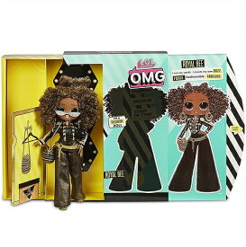 【L.O.L. Surprise 】 LOL サプライズ O.M.G. ロイヤル ビー Royal Bee Fashion Doll with 20 Surprises OMG/おもちゃ/人形/女の子用/プレゼント/lolサプライズ