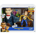 【Disney Pixar】 トイストーリー 4  Toy Story 4  ベンソン&ウッディ フィギュアセット 2パック Benson and Woody Figure 2-Pack マテル