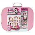 【L.O.L.Surprise】LOLサプライズファッションショーオンザゴーライトピンクストレージ&プレイセットFashionShowOn-The-GoLightPinkStorage&Playsetおもちゃ/人形/女の子用/プレゼント/lolサプライズ