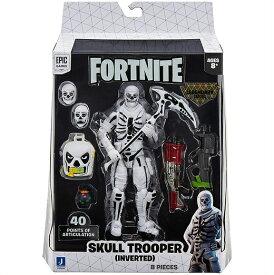 【Fortnite/フォートナイト】スカルトルーパー(インバーテッド) フィギュア レジェンダリーシリーズ Legendary Series Figure, Skull Trooper- Inverted アクションフィギュア/おもちゃ/公式/