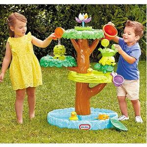 【Little Tikes / リトルタイクス】 マジックフラワー ウォーターテーブル Magic Flower Water Table 水遊び/知育玩具/大型玩具