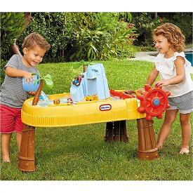 【Little Tikes / リトルタイクス】 アイランド ウェーブメーカー ウォーターテーブル Island Wavemaker Water Table 水遊び/知育玩具/大型玩具