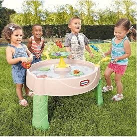 【Little Tikes / リトルタイクス】 フロッグポンド ウォーターテーブル Frog Pond Water Table 水遊び/知育玩具/大型玩具/カエル