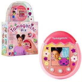 たまごっちピックス(ピンク)Tamagotchi Pix - Floral (Pink) たまごっちピクス/ピックス/おもちゃ/クリスマス/誕生日/プレゼント/女の子/