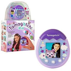 たまごっち ピックス(パープル) Tamagotchi Pix - Sky (Purple) たまごっちピクス/ピックス/おもちゃ/クリスマス/誕生日/プレゼント/女の子/
