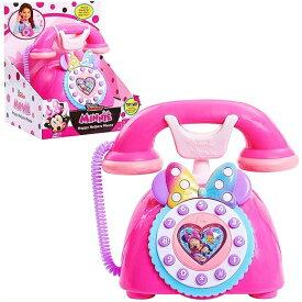 【ディズニージュニア】 ミニー ハッピーヘルパー 電話 MINNIE Happy Helpers Phone B おもちゃ/クリスマス/誕生日/フォン/ミニーマウス/ミニーちゃん