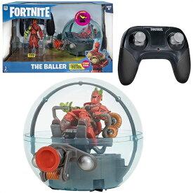 【Fortnite/フォートナイト】 ボーラー(ラジコン)ビークル ハイブリッド フィギュア付き Baller (RC)Vehicle カート/リモコン/おもちゃ/公式
