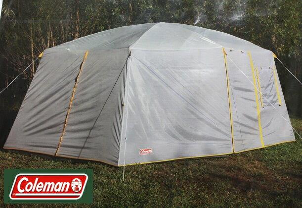 【送料無料】【Coleman】 コールマンテント 10人用 ドームテント ウエザーマスター 2 2ルーム テント 約480cm x 300cm x 高210cm キャンプ アウトドア 大型テント レジャー