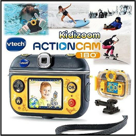【vtech kidizoom Action cam 180】アクションカム キッズ デジタルビデオカメラ 子供用 アクションカメラ/ブイテック/写真/動画/ビデオ/撮影/デジカメ/クリスマス