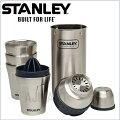 【STANLEYスタンレー】ステンレスシェーカーセットカップ4個ハッピーアワーシステム/アドベンチャーシリーズ/キャンプ/バーベキュー/コップ/果汁絞り