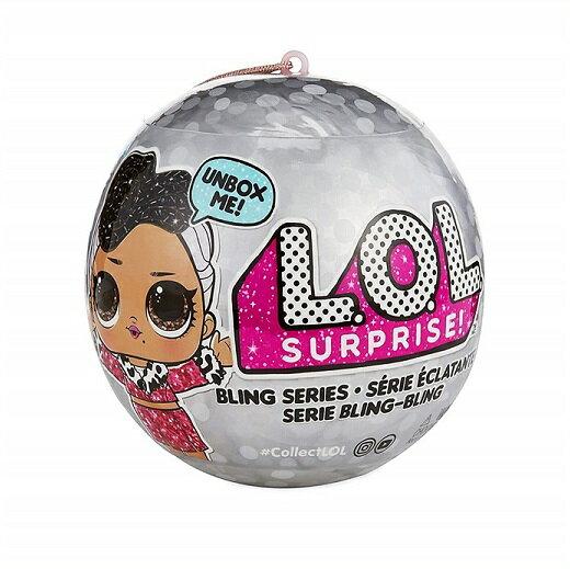 【L.O.L. Surprise 】 LOL サプライズ 7サプライズ Bling Series /ブリングシリーズおもちゃ/人形/女の子用/プレゼント/lolサプライズ