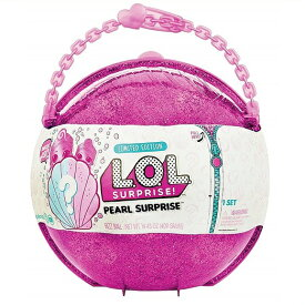 【L.O.L. Surprise!】 LOL サプライズ パール サプライズ Pearl Style 2 限定版 パールサプライズ/おもちゃ/人形/女の子用/プレゼント/lolサプライズ