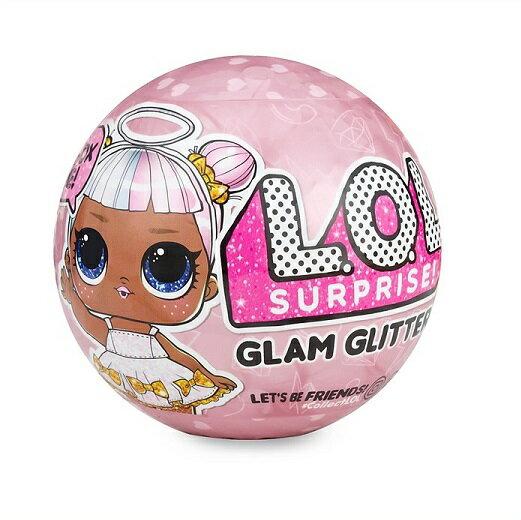 【L.O.L. Surprise! 】LOL サプライズ 7サプライズ グラムグリッター シリーズ GLAM GLITTER おもちゃ/人形/女の子用/プレゼント/lolサプライズ