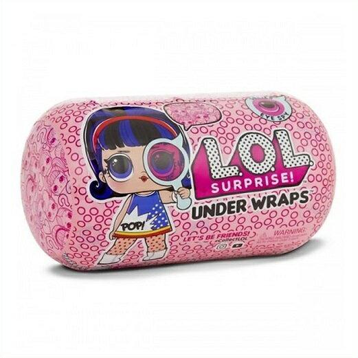 【L.O.L. Surprise 】LOL サプライズ アンダーラップス アイスパイ Under Wraps Doll- Series Eye Spy 1A おもちゃ/人形/女の子用/プレゼント/lolサプライズ