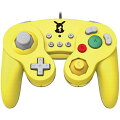 【NintendoSWITCH】ニンテンドースイッチピカチュウHORIクラシックコントローラー(有線)ポケモン/ホリ/任天堂/スウィッチ/コントローラー/ゲームキューブスタイル