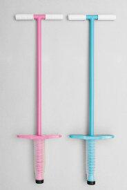 ホッピング ピンクとブルーのセットアカバネ(AKABANE) F-2821P子供 大人 青 4歳児 おもちゃ 送料無料沖縄・離島送料別途