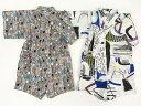 Ocean&Ground オーシャンアンドグラウンド 甚平スーツ 男の子用甚平スーツ JAPAN GRAFITY ジャパングラフティー…