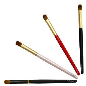 【名入無料】北斗園 熊野化粧筆(熊野筆・メイクブラシ)アイシャドウブラシ(S) /HBS-5