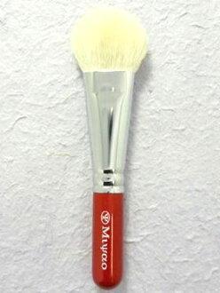 MIYAO 工业熊野笔刷 (熊野笔刷和化妆刷) 先生系列 リキッドファンデーションブラシ /MR-14