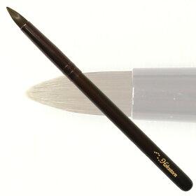 【名入無料】北斗園化粧筆タクロンメイクブラシ8本セットファスナーポーチ付/中国製c-001