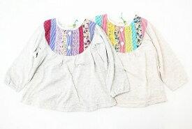 (サマーセール定価3900円+税をSALE)スーリー(おススメ)pieni可愛い♪長袖Tシャツ(80cm、90cm、95cm、100cm、110cm、120cm、130cm)