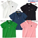 ◎ダブルB(売れ筋)mikihouse DOUBLE.B(Everydayシリーズ)半袖ポロシャツ日本製(80cm、90cm、100cm、110cm、120cm、130cm、140cm)