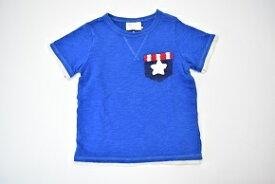 Daddy Oh Daddy(丸高衣料)ダディオダディおしゃれポケット♪半袖Tシャツ(100cm、110cm、120cm、130cm)