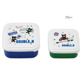 ダブルB(DOUBLE.B)mikihouseコミック風(日本製)フルーツケースセット