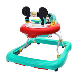 【Disney baby】ミッキーマウスハッピートライアングルウォーカー 6ヶ月〜 bright starts/ベビーウォーカー / ロッキングチェア / 歩行器