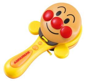 【アガツマ】アンパンマン  うちの子天才 カタカタカスタネット PINOCCHIO/ピノキオ/おもちゃ/知育/2歳/3歳/キャラクター  02P03Dec16