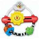 【フィッシャープライス】おひさま指遊びリング(K7191) /対象3ヶ月からのベビー玩具/知育玩具/ラーニングトイ/おで…