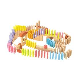 【ニチガン】ドミノ100 (BB42)日本製/木製玩具/木のおもちゃ/知育玩具 【楽ギフ_包装】  02P03Dec16